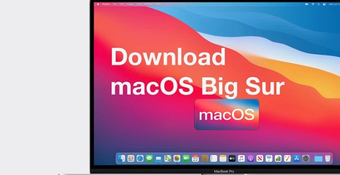 How to install macOS Big Sur Beta right now