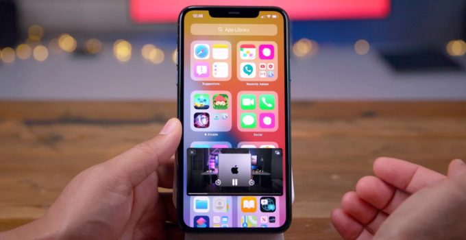 You do not need to install iOS 14 beta on your iPhone
