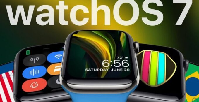How to install watchOS 7 public beta on Apple Watch
