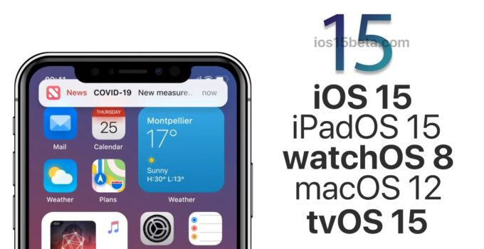 How to install the betas of iOS 15, iPadOS 15, watchOS 8, macOS 12 and tvOS 15 (without being a developer)