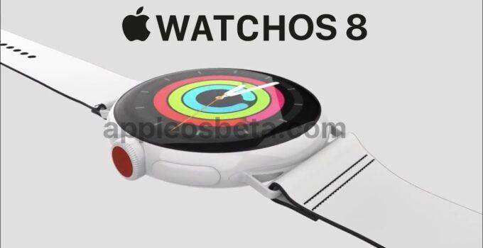 How to download WatchOS 8 Beta