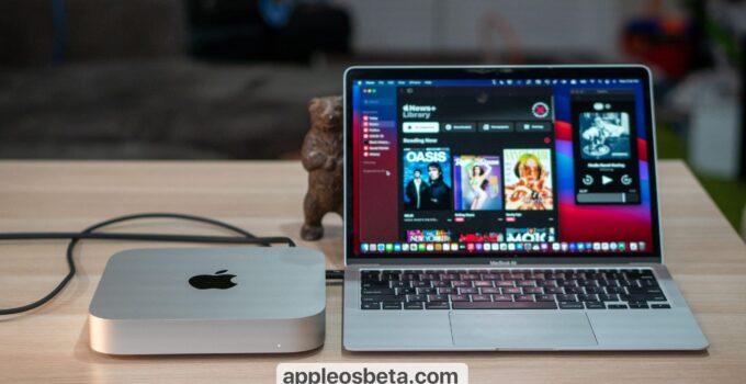 How to Fix Bluetooth Issues on M1 Mac Mini