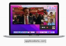 How to broadcast your screen in FaceTime calls